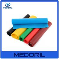 Wholesale Colorful soft silicone mat silicone rubber pad with custom printing logo from china suppliers