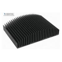 Wholesale 6063 Aluminum Heatsink Extrusion Profiles For Water Cooler / Electronic Radiator / Automatic Industry from china suppliers