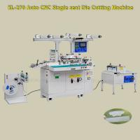 Wholesale Full Automatic High Speed Label Die Cutting Machine For Reflector , Diffuser , Gaskets from china suppliers