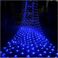Wholesale Net Light 4.5M*1.5M , 300LED, 3M*2M,200 LED, cool white, red, blue, can customize from china suppliers