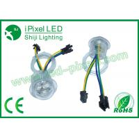 Quality Waterproof Plug 26mm Rgb Led Pixels For Night Club Stage Decoration for sale