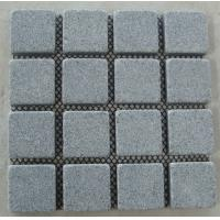Wholesale Square Pavers, China Light Grey Granite Paving Stone  from china suppliers