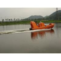 Wholesale 6 Persons Fast Rescue Boats GRP Lifeboats Reinforced Fiberglass Material with high quality good price from china suppliers