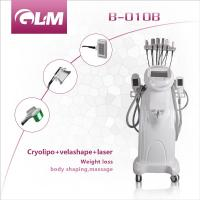 Wholesale Cold Cooling System fat Frozee crio liposuction cellulite removal machine from china suppliers