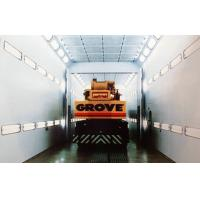Industrial Spray Booth 2-folds Door , Infrared Paint ...