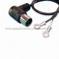 Wholesale RG59 CCTV Power Cable with RCA, PAL, Scart, DIN, and Mini DIN Plug to DC Jack Connector from china suppliers