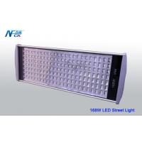 Quality Outdoor 168Watt High Power LED Road Lamp , Super Bright IP65 LED Street Lighting for sale