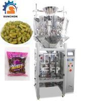 Wholesale Pillow Bag Raisins Automated Packing Machine With Colorful Touch Screen from china suppliers
