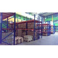 Wholesale steel Heavy duty shelf rack for Logistic central , warehouse Racking system from china suppliers