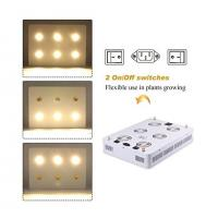 Quality 600w COB LED Grow Light with Cree Chips, Plant Light for Indoor Hydroponics Greenhouse Organic, CXA3070 3500k for sale