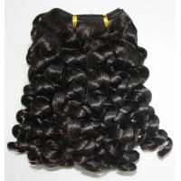 Wholesale Pretty black remy weft human hair wigs with high quality from china suppliers