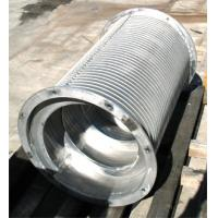 Wholesale Wedge Wire Trommel Screens,Wedge Wire Rotary Screen Drums,Rotating Trommel Screens from china suppliers