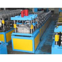 Wholesale No Press Step Type Ridge Cap Roll Forming Machine Guide Pillar Structure With Auto Stacker from china suppliers