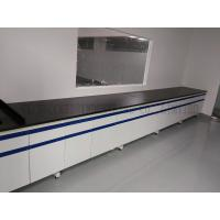 Quality Epoxy Resin Lab Wall Table / Phenolic Resin Lab Wall Benches / Stainless Steel Lab Test Table for sale