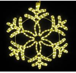 Wholesale led rope light Snowflake/christmas snowflake/outdoor light snowflakes from china suppliers
