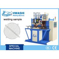 Wholesale Iron Round WIre Mesh Welding Machine , Automtic Spot Welding Machine With Rotating Fixture from china suppliers