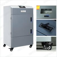 Wholesale 350W Laser Fume Extractor , 99.97% Soldering Smoke Filter Thorough Purification 0.3μm from china suppliers