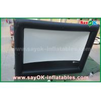 Wholesale Inflatable air cinema , Outdoor Giant Inflatable Movie Screen for Advertising / Amusement from china suppliers