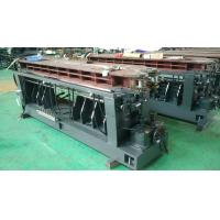Quality 9 Spindles Straight Line Glass Edging Machine , Processing Speed 0.5-6.0m/min for sale