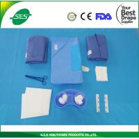 Wholesale 2017 Best Disposable Sterile Surgical TUR Drape Pack , TUR Pack from china suppliers