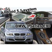 Wholesale BMW E90 3 series CIC system Vehicle DVD Players , Mirror link Android Navigation Box from china suppliers