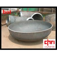 Quality large steel pipe end cap for sale