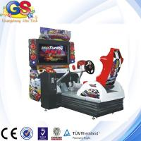 Wholesale 2014 4D car driving simulator , 3d video car racing game machine driving car machines from china suppliers