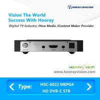 Wholesale USB Port High Definition Set Top Box Mpeg4 128MB DDR Without Smard Card Reader from china suppliers