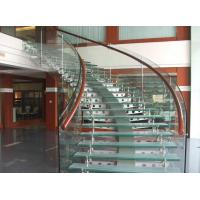 Wholesale High Strength Anti Slip Glass for Exhibition Hall from china suppliers