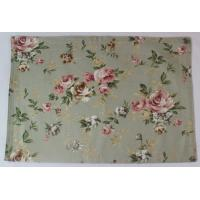 Wholesale Anti Slip Waterproof 250gsm Canvas Cotton Dining Room Placemats ISO9001 from china suppliers