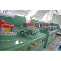 Wholesale Large Vertical Cable Drawing Machine , High Accurancy Cupper Rod Breakdown Machine from china suppliers