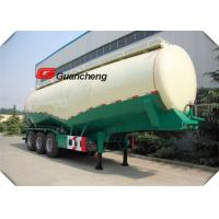 Wholesale Large Capacity V Shape Bulk Cement Tank Trailer For Flyash Transportation from china suppliers