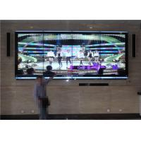Quality High Contrast Broadcast Video Wall Digital Signage Flexible Structure With Controller for sale