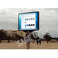 Wholesale High Resolution Advertising LED Display Full Color Sage Pixel 6 MM from china suppliers