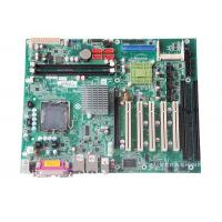 Wholesale Intel G41 LGA775 socket 2 ISA Slot Motherboard / 2 Serial COM industrial motherboard from china suppliers