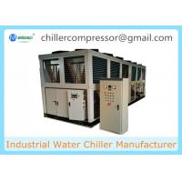 Wholesale 400KW Screw Type Industrial Air Cooled Water Chiller for Cooling Water from china suppliers