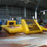 Wholesale Single Layer Inflatable Outdoor Football Field  for Entertainment from china suppliers