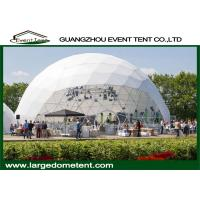 Wholesale Geodesic Steel 30m Diameter Large Dome Tent For Outdoor Events from china suppliers