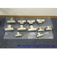 Wholesale 12 Inch Sch40 Butt Weld Fittings Stainless Steel Equal Tee WPS33228 from china suppliers