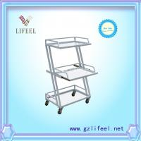 Wholesale fashional beauty salon furniture hair salon trolley white from china suppliers