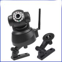 Wholesale Two-way audio CMOS IR IP Cameras Montion-jpeg , Color For Home from china suppliers