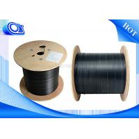 Buy cheap TPU Jacket Tactical Outdoor Fiber Optic Cable 2 / 4 / 6 / 8 / 12 Cores from wholesalers