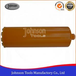 Wholesale High Efficiency Masonry Core Bit 8207501000 , Diamond Tip Drill Bit 150mm from china suppliers
