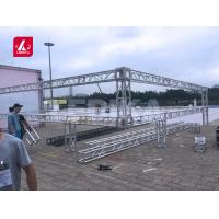 Wholesale Durable Strengthen Box Truss System Aluminium Stage Truss For Commodity Fair from china suppliers