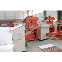 Wholesale Metal Roof Ridge Capping Panel Manufacturing Machine with 13 Sets Steel Rolling Mill from china suppliers