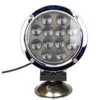 Wholesale High Low Beam 45W 7 Inch Square LED Work Light For Tractor 60 / 30 Degree Beam from china suppliers