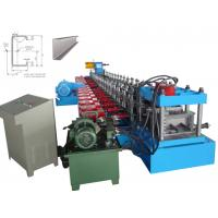 Wholesale 15kW 11400 x 1600 x 1800mm Main Dimension C Purlins Roll Forming Machinery from china suppliers