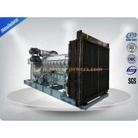 Wholesale 600 KVA -- 1250 KVA Original Japanese MITSUBISHI Engine Diesel Generator Set for Industrial Use Low Fuel Consumption from china suppliers