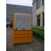 Wholesale Single Cage 1000kg Material Personnel Hoist With Counterweight from china suppliers