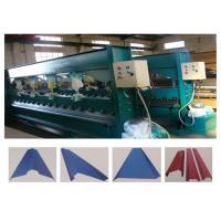 Quality 4m Color Steel Hydraulic Bending Machine , 3phase Sheet Metal Bender for sale